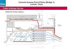 Remodelación de puentes de Laredo, Texas costará 88 8 mdd