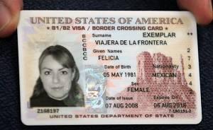 Endurece EU requisito para renovar visa - La Prensa - Nacional