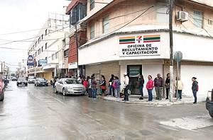 Saturan Módulos Del Ine La Prensa Reynosa