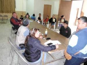 Instalan Módulo De Atención De Bienestar La Prensa Rio Bravo